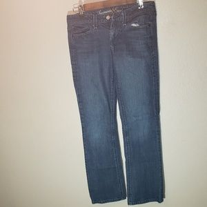 American Eagle True Boot Womens Jeans Size 4